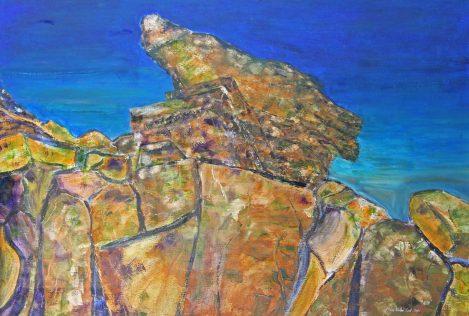 Marie Walker Last painting