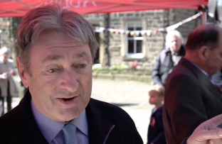 Alan Titshmarsh video still